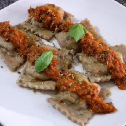 Alkaline Electric Ravioli