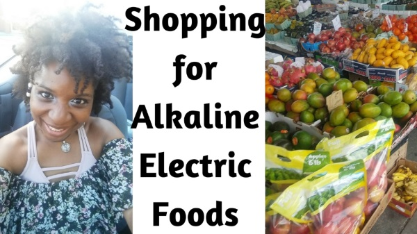 Shopping For Dr. Sebi Alkaline Electric Foods – Farmers & International Markets