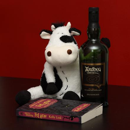 Bloggkossan gillar whisky