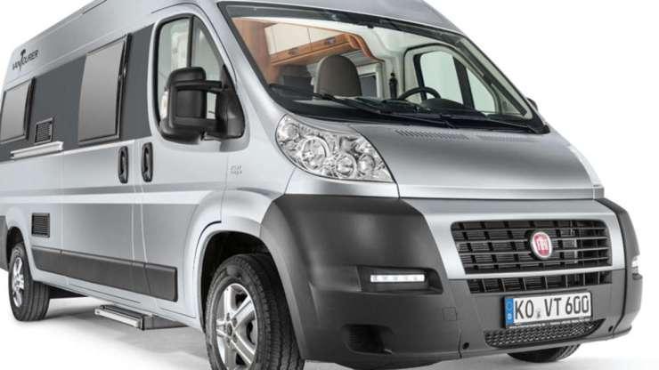 Fiat Doblo Wohnmobil