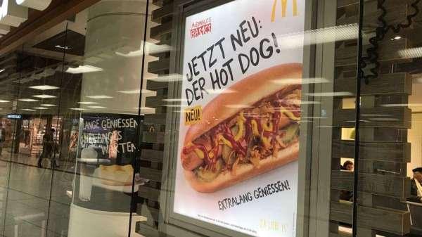 McDonald's verkauft jetzt Hot Dogs - Geheimer Produkttest ...