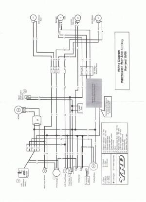 WR450F keyed ignition  WR 400426450  ThumperTalk