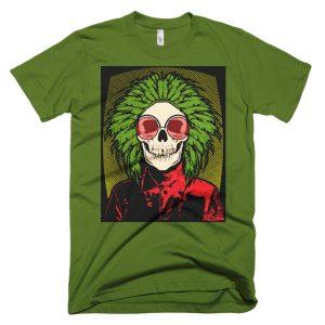 skull t shirt womens USA