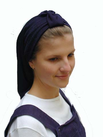 Snood with Head Band