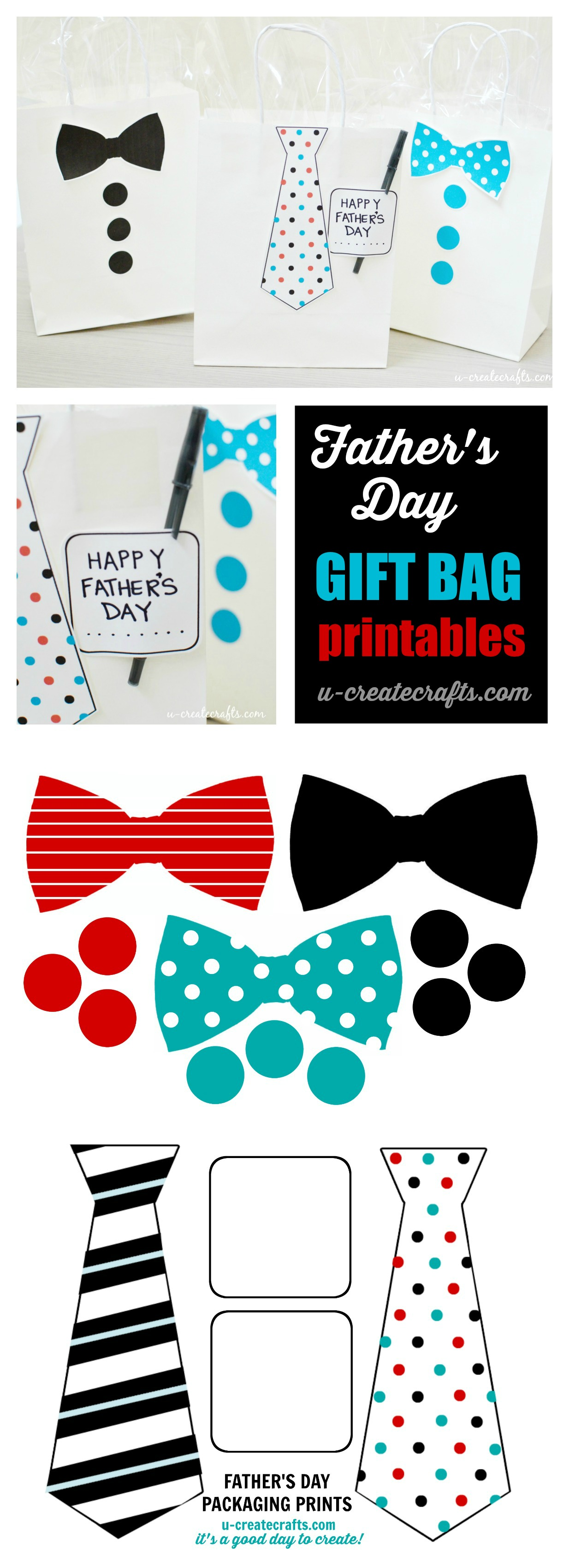 Father S Day T Bag Printables