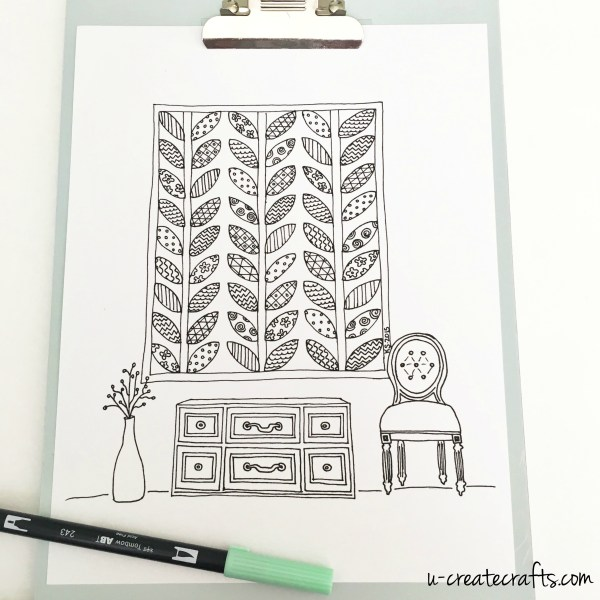 quilt coloring pages # 16