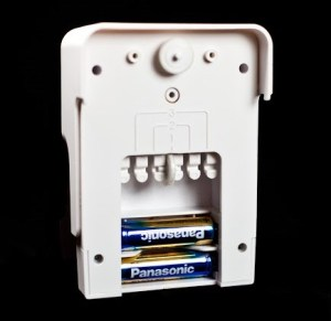 Light switch timer Back