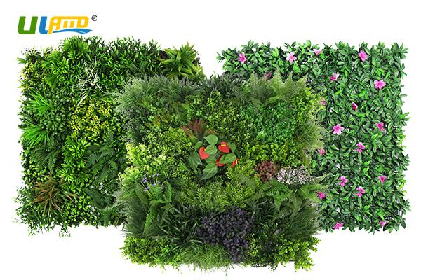 ULAND artificial wall garden panels