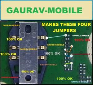 nokia 100 insert sim problem jumper solution  Mobile