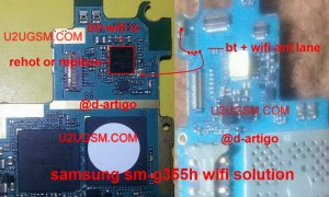 Samsung Galaxy Core II WiFi is Not Working Problem