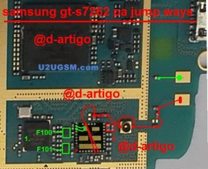 samsung s7262 no service solution
