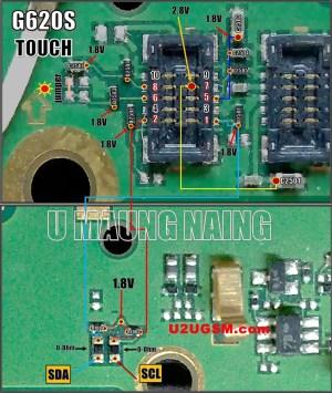 Huawei P Schematic Diagram: Artefacts and schematics