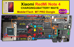 Xiaomi Redmi Note 4 Charging Solution Jumper Problem Ways