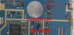 Lenovo A2010 Power On Off Key Button Switch Jumper Ways