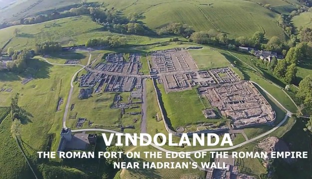 when was vindolanda built