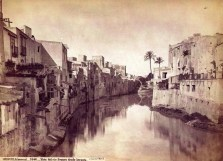 1870 River Segura in Oriola