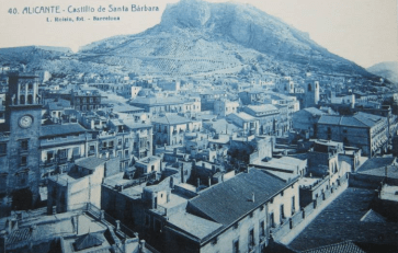 Alicante, beginning 20th century
