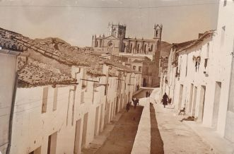 Benissa beginning 20th c. Photo from Facebook