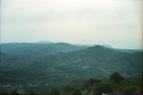 1982 Costa Blanca countryside