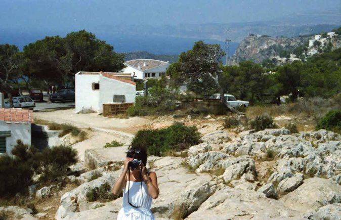 Cabo de la Nao - with fewer buildings