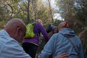 Healthy Walking: JAVEA - Rafalets to Tarraula roads and woods. @ Walk Ref: 2019 - 20a