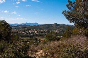 Healthy Walking - BENITACHELL- ALDI to camis and tracks between MORAIRA and BENITACHELL @ Aldi Parking Benitachell Moraira - Benitachell road