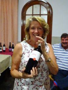 Congratulations Linda !