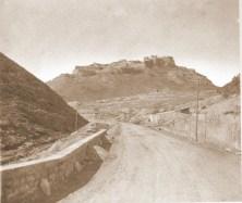 Undated, Road from Silla Serra del Molinet, Barranco Beniver, Goteta