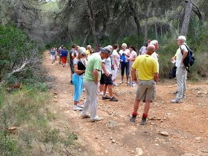 Healthy Walking - JAVEA – Sol del Este to Rafalets @ South end of Sol del Este urbanisation, Calle Lago Tanganyka.