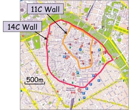 History_Valencia_City Walls