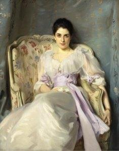 Mary Cassatt, a Whistler and a Sargent @ Salon de Actos, Espai la Senieta