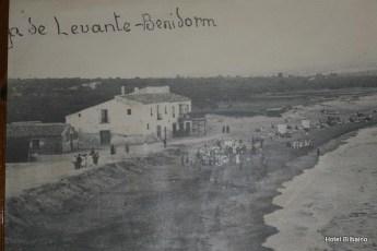 Undated, Levante Beach, Benidorm