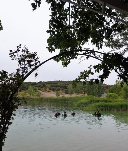 Ruidera Lake