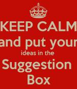 SuggestionBox