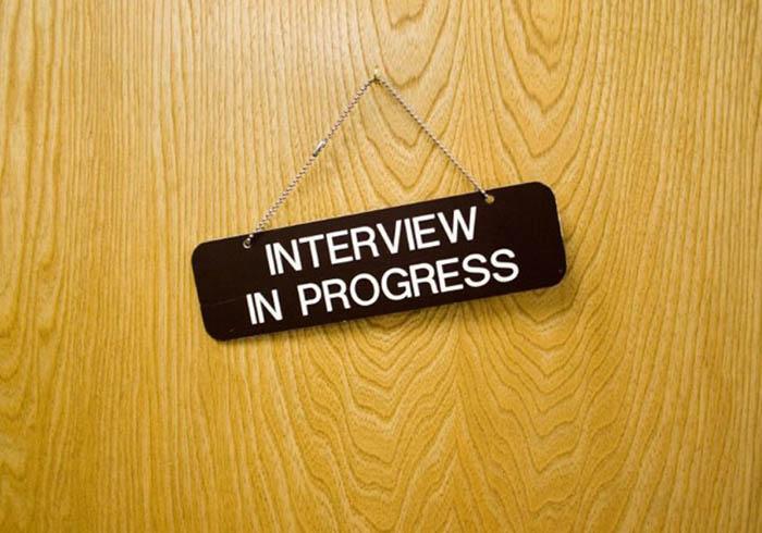 Интервью в магазин