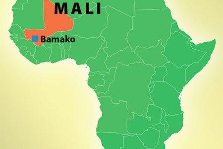 Download ePub PDF File » map mali africa