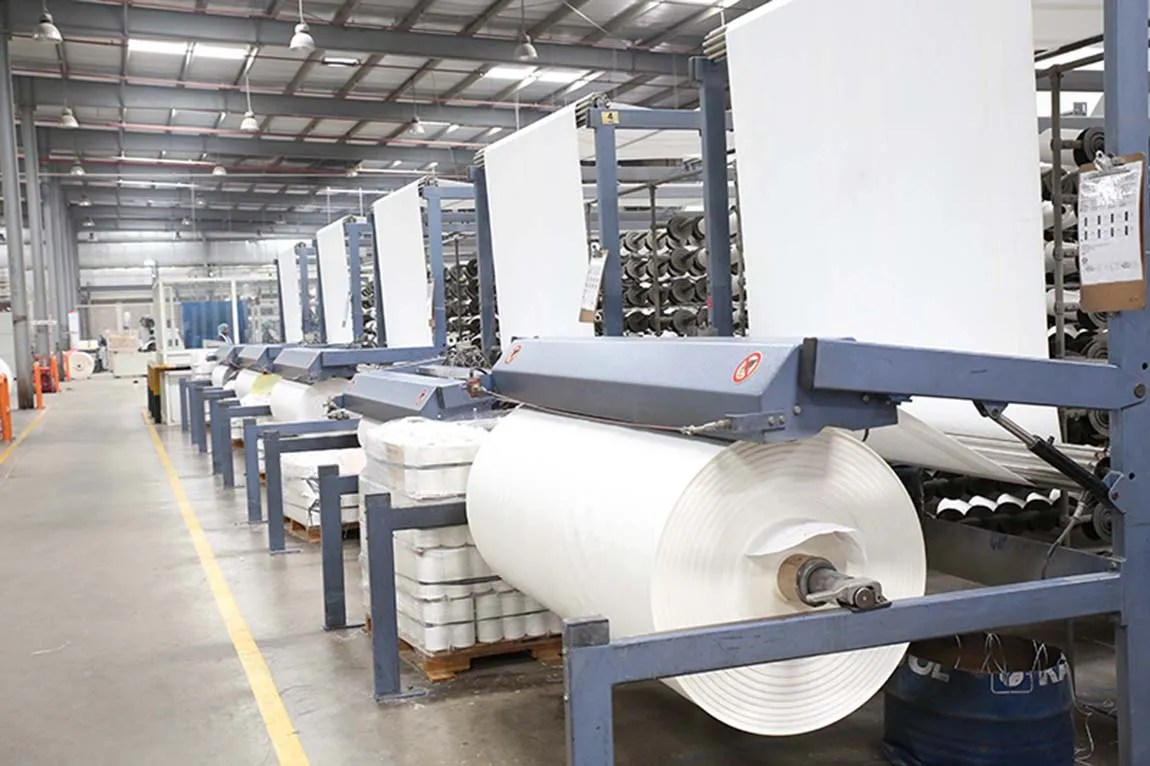 Woven Fabric Roll