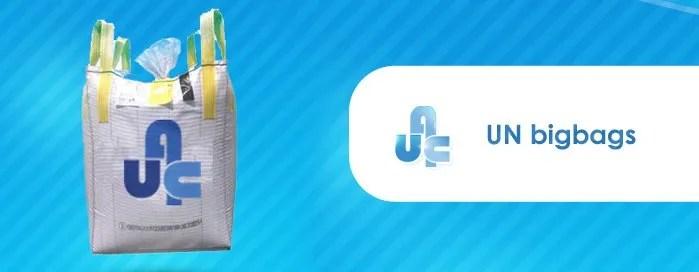UN Jumbo Bag BigBags