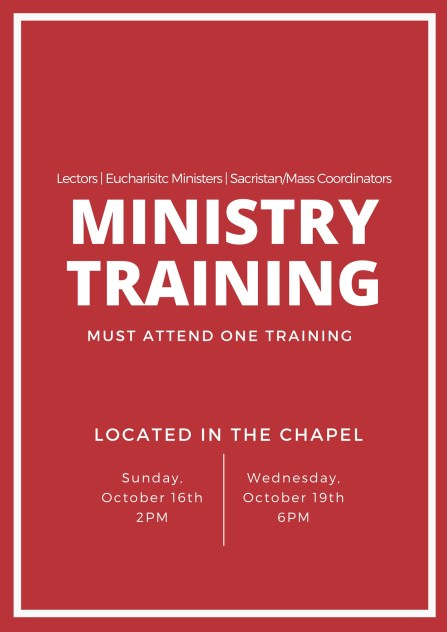 ministry-trainings