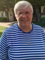 Sr. Mary Virginia Leach, OP – Pastoral Associate