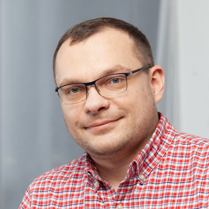 Oleg Naumenko, CEO and a founder of Hideez