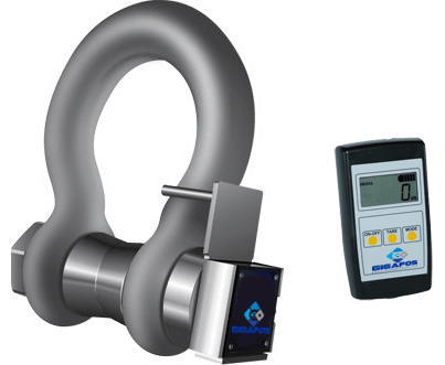 Telemetry Load Shackles By Gigafos india