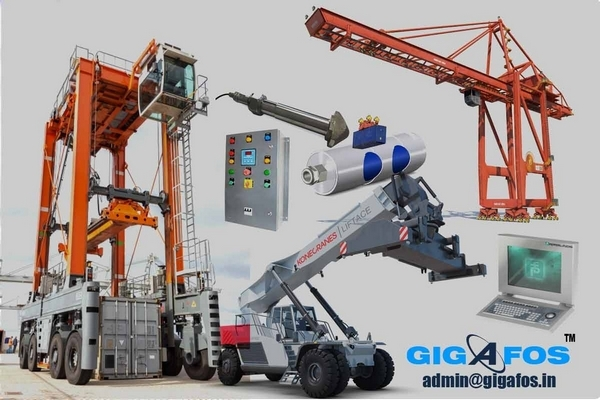 gigafos Container Weighing System.