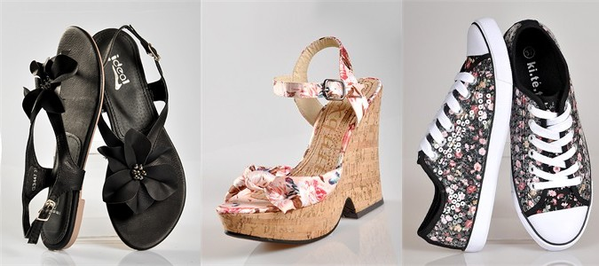 موضة أحذية
