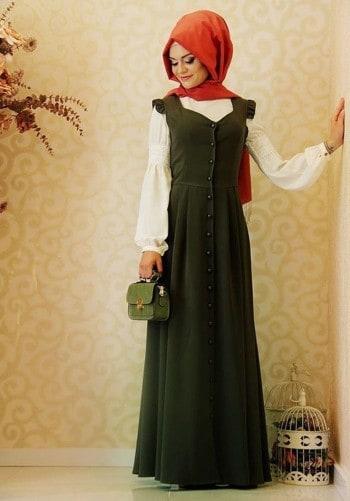 موضة أزياء محجبات تركية