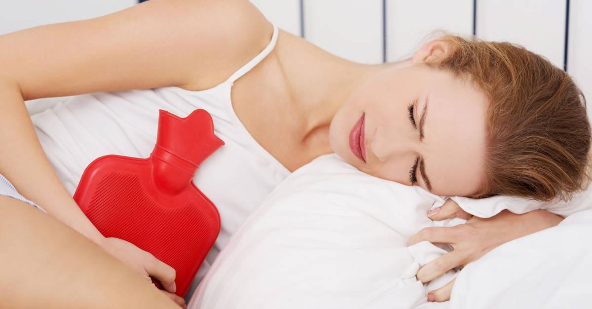طرق للتخفيف من أعراض الدورة الشهرية