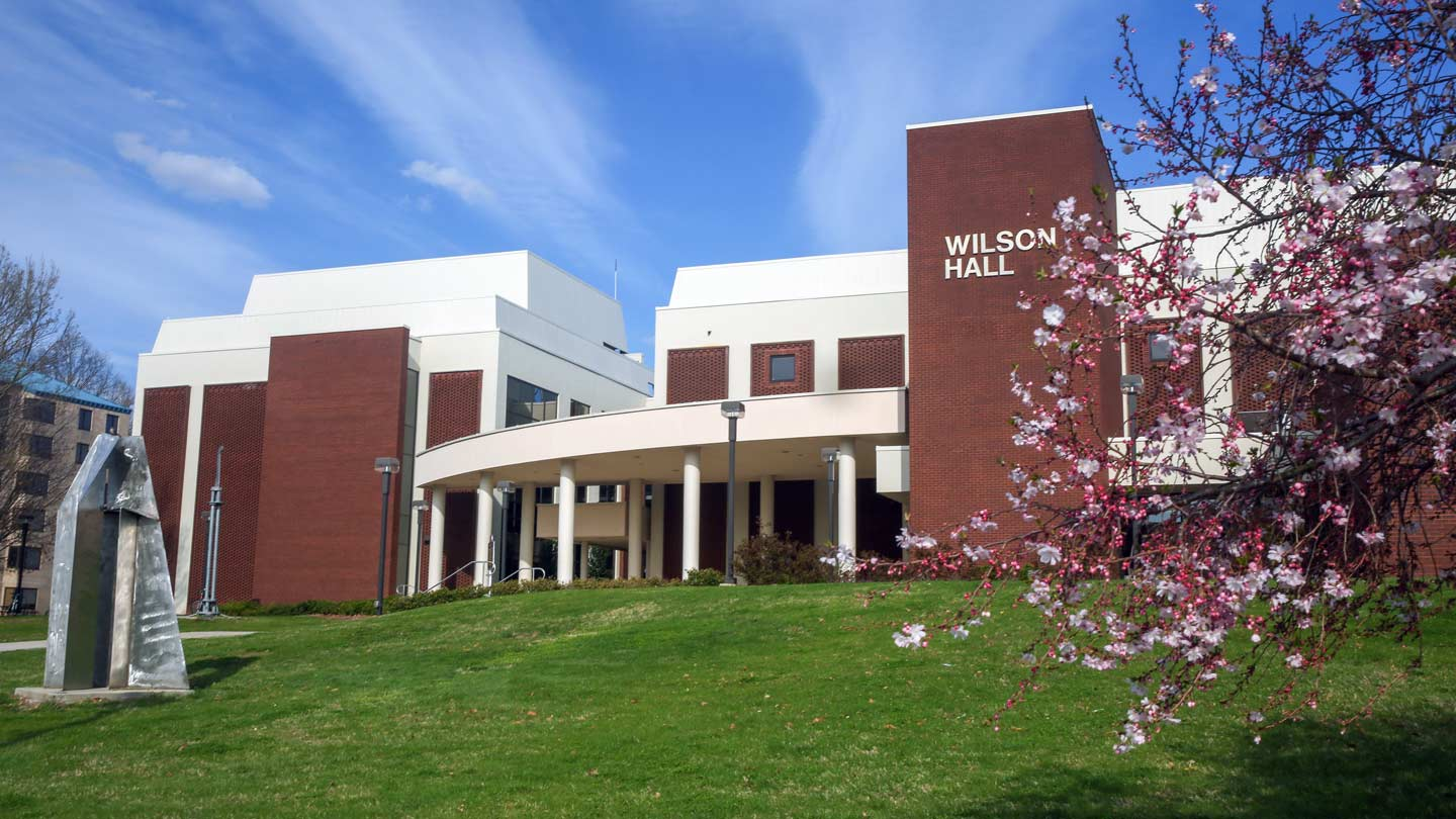 Image result for uah wilson hall