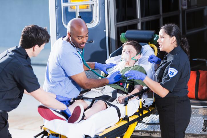 U of A Hope-Texarkana EMT and Paramedic Training
