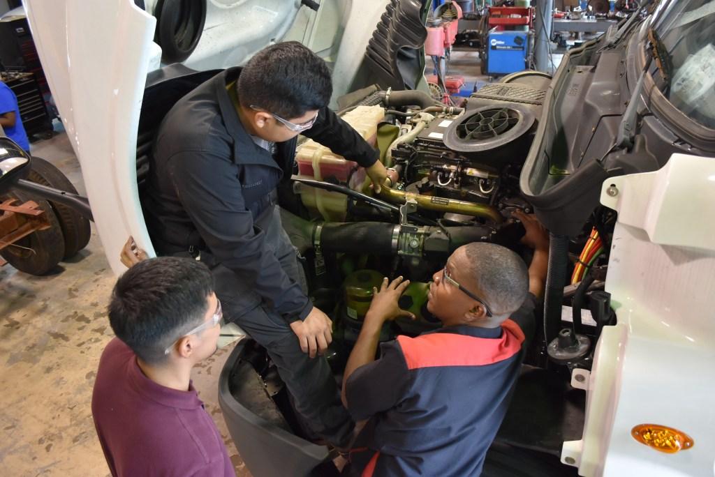 UAHT Diesel Technology