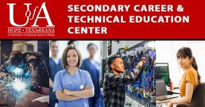 FREE College Courses Available for Area High Schools:  UAHT Secondary Career & Technical Education Center Application Deadline Extended to July 1